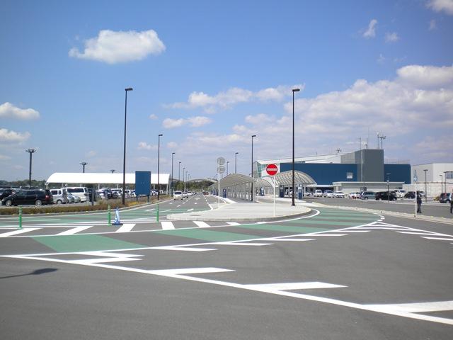 休日記[3] – 1.富士山静岡空港