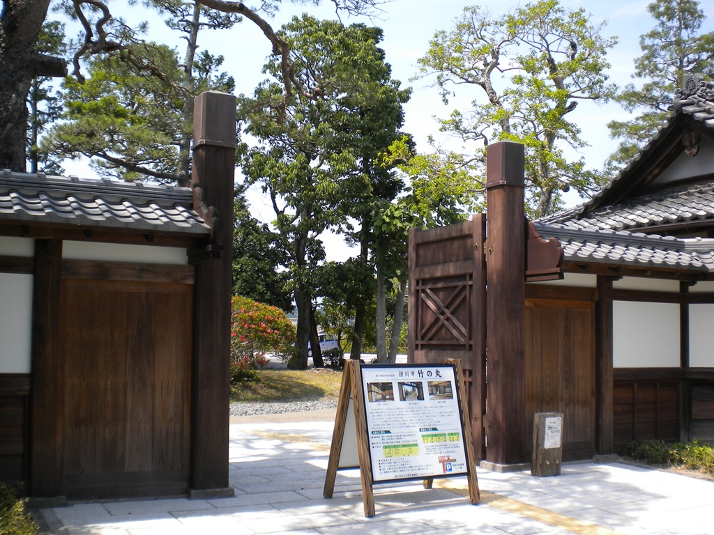 休日記[7] – 8.掛川城[竹の丸]