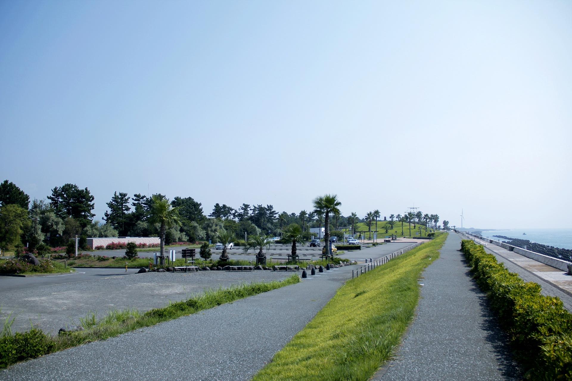 休日記[11] – 広野海岸公園