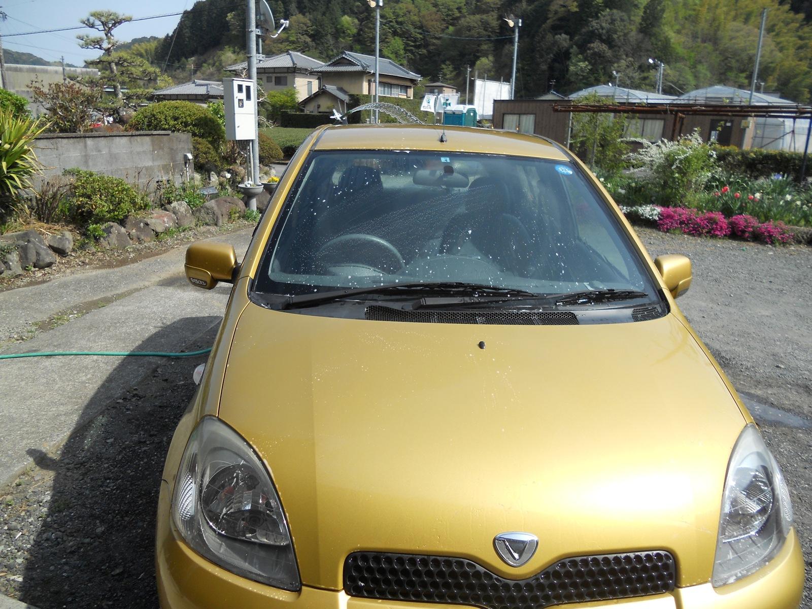 洗車:11.04.17