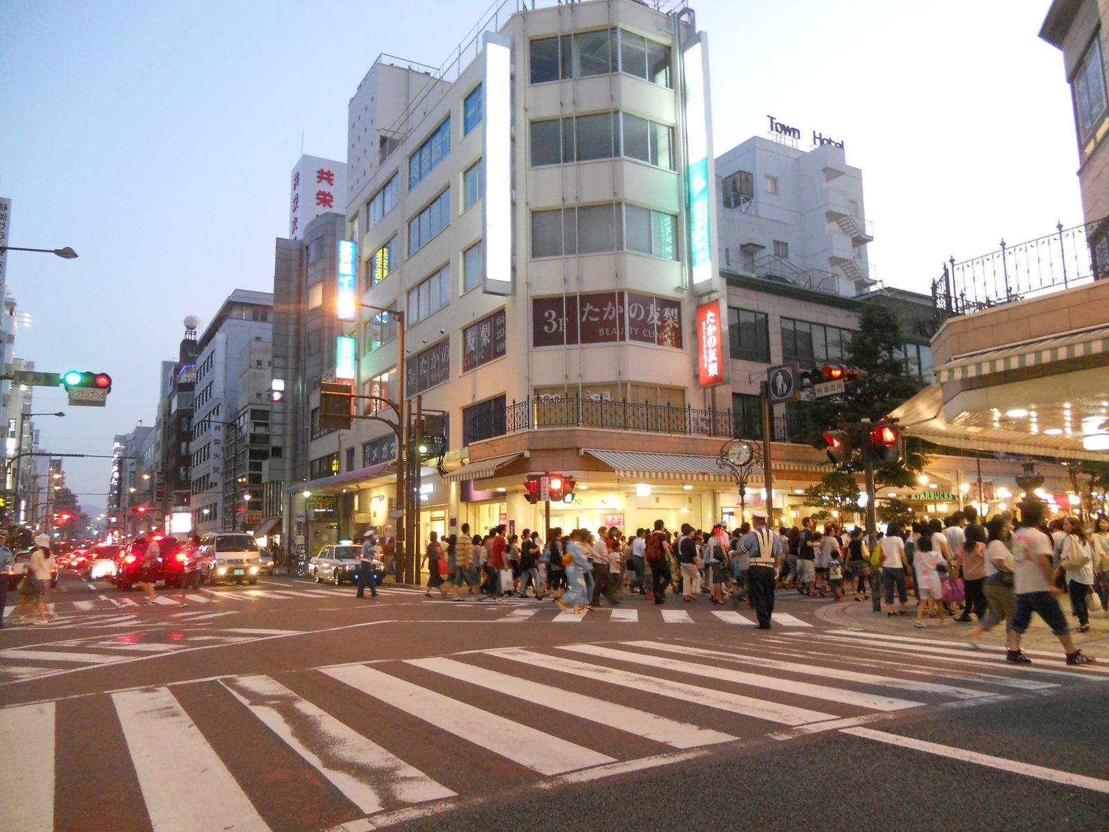 静岡夏祭り夜店市2011