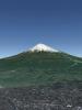 富士山は壮大だな~