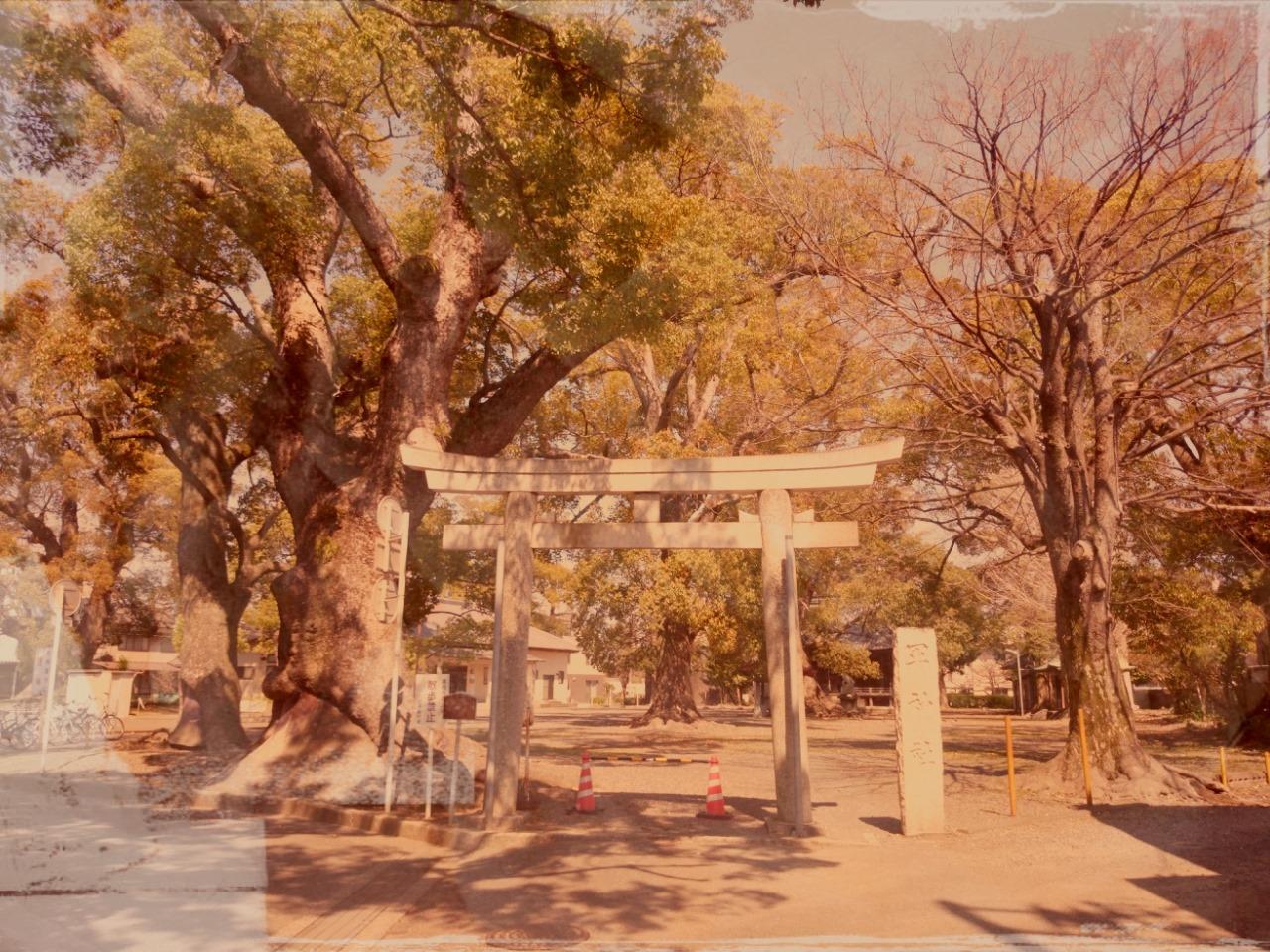 軍神社(ぐんじんじゃ)
